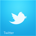Px, twitter DeepSkyBlue icon