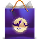 Bag, gift DarkSlateBlue icon