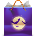 halloween, Bag DarkSlateBlue icon
