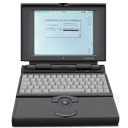 Powerbook DarkSlateGray icon