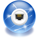 tools, internet, Connection SteelBlue icon