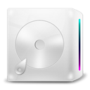disc WhiteSmoke icon