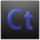 Contribute, adobe, ct DarkSlateGray icon