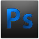 photoshop, adobe, Ps DarkSlateGray icon