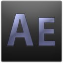 adobe, Ae, effects, After DarkSlateGray icon