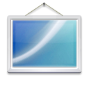 Pictures CadetBlue icon