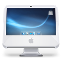 Computer, on WhiteSmoke icon