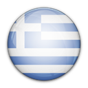 of, flag, Greece Black icon