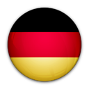 of, flag, germany Black icon