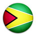 flag, Guyana, of Black icon