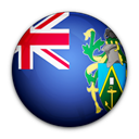 flag, pitcairn, of, islands Black icon