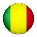 Mali, of, flag Yellow icon