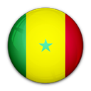 Senegal, of, flag Yellow icon