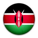 flag, kenya, of Black icon