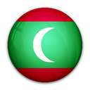 Maldives, of, flag Icon
