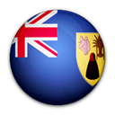 caicos, islands, of, flag, turks, And Icon
