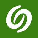 google, Desktop ForestGreen icon