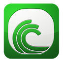 Bittorrent ForestGreen icon