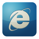 Explorer, internet MidnightBlue icon