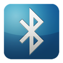 Bluetooth SteelBlue icon
