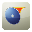 Cdburnerxp DarkGray icon