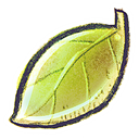 Leaf Black icon