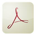 Acrobat LightGray icon