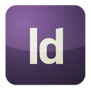Indesign DarkSlateGray icon