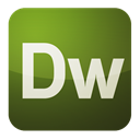 dreamweaver DarkOliveGreen icon