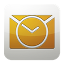 outlook, Ms Goldenrod icon