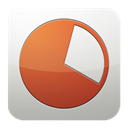 powerpoint, Ms Silver icon