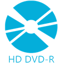 Hd, r, Dvd DarkTurquoise icon