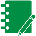 Journal ForestGreen icon