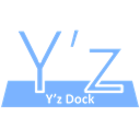 yz, Dock Black icon
