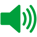 sound ForestGreen icon