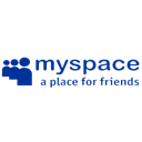 Myspace Black icon