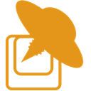 Launchy Goldenrod icon