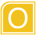 outlook Goldenrod icon