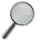 search, Find, zoom DarkGray icon