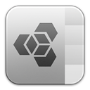 manager, adobe, Extension DarkGray icon
