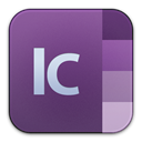 incopy, adobe DarkSlateBlue icon