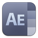 adobe, After, effects LightSlateGray icon