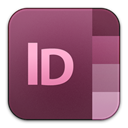 Indesign, adobe DimGray icon