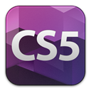adobe, production, cs5, Premium DarkOrchid icon