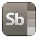 Soundbooth, adobe DimGray icon