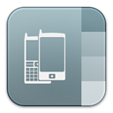 Device, adobe, central DarkGray icon
