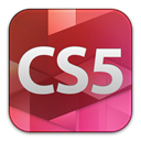 adobe, Premium, cs5, Design Brown icon