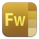 adobe, Fireworks Sienna icon