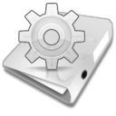 system LightGray icon