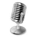 Microphone Black icon